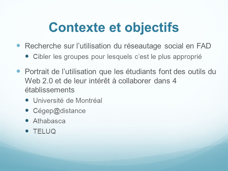 Outils dans Osmose