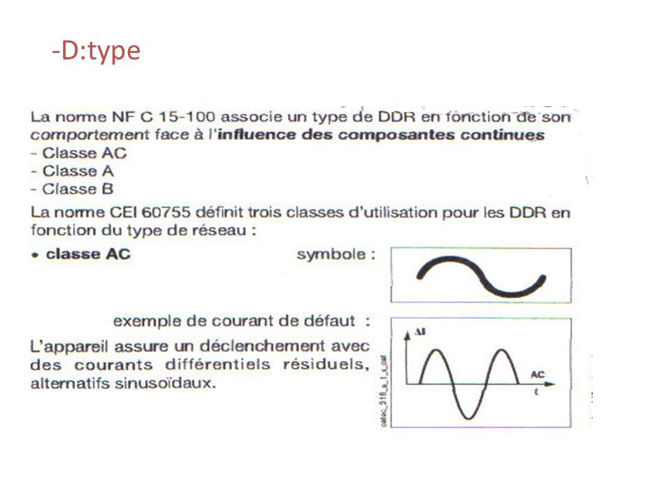 7 Mise en œuvre du schéma TT PE 3P+N RBRB RARA Déclenchement par DDR : 3 Défaut disolement => courant de défaut phase / terre La valeur du courant de