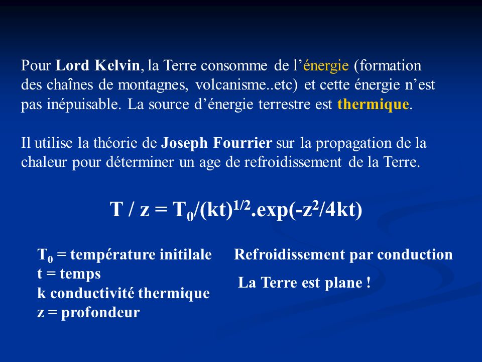 ( 87 Sr/ 86 Sr) mesuré = ( 87 Rb/ 86 Sr) mesuré.(e t ) + ( 87 Sr/ 86 Sr) initial Y = X.