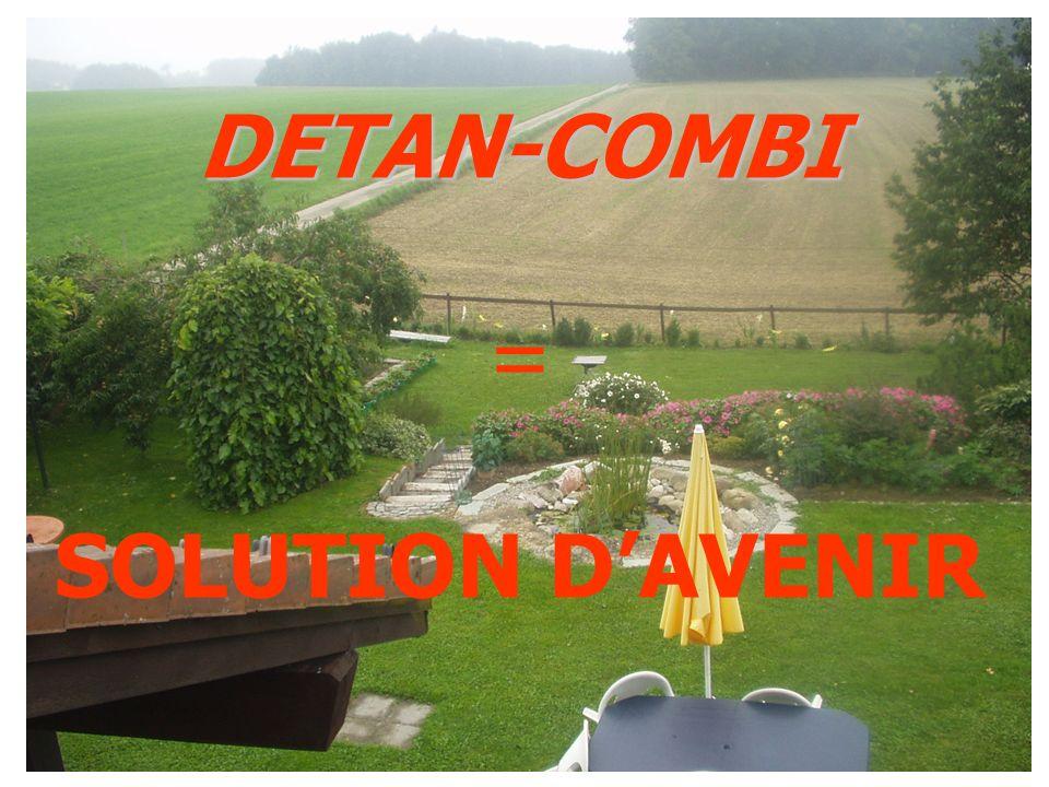 DETAN-COMBI DETAN-COMBI = SOLUTION DAVENIR