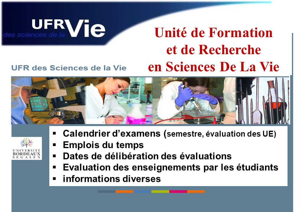 Si UE NON validée en 1 re session : 2 e session possible (sauf si contrôle continu intégral) – Inscription en 2 e session: Si l étudiant ne sinscrit pas en 2 e session, la note de 1 re session est prise en compte.