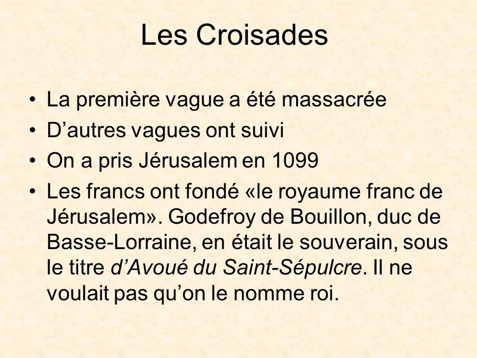 Routes de la Première Croisade