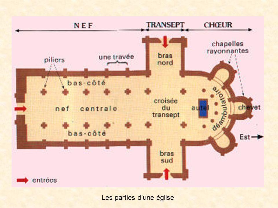 Larchitecture romane Arche ronde Sombre Surtout dans le Sud