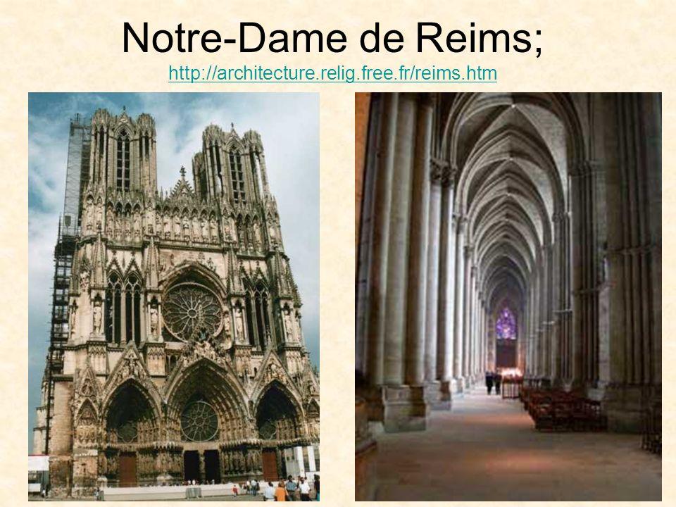 Limportance des vitraux dans une église de style gothique La Sainte Chapelle Chartres