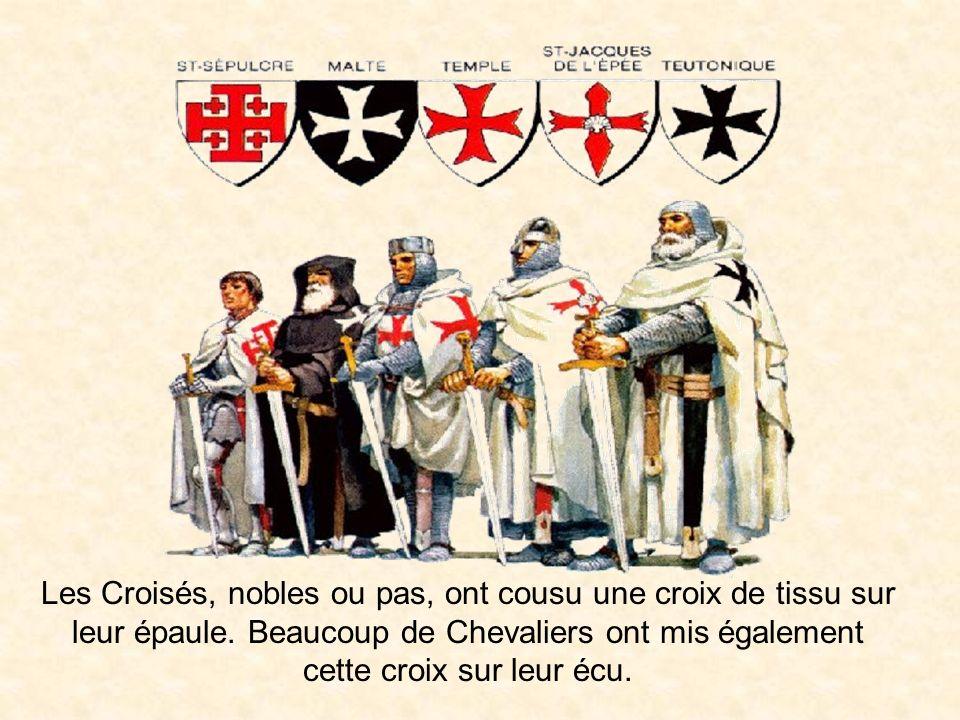 Richard Coeur-de-Lion (dAngleterreà droite) et Philippe August (de France) se croisant