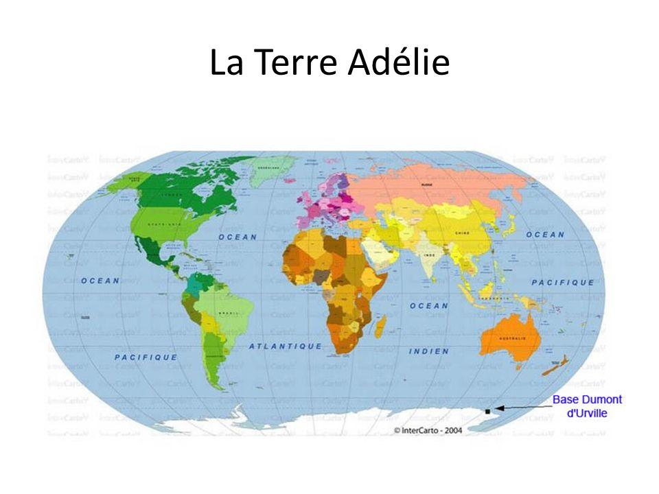 La Terre Adélie