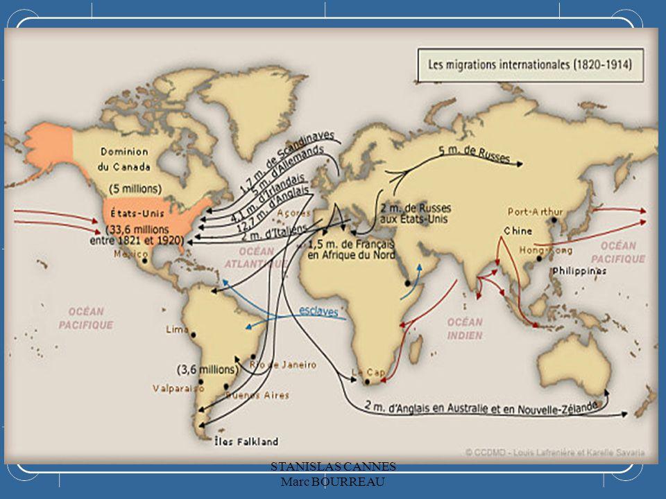 LEurope La place des Européens dans le peuplement de la terre STANISLAS CANNES Marc BOURREAU