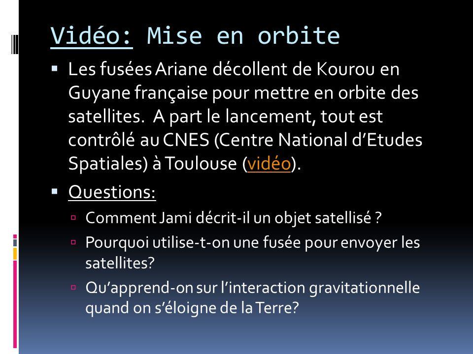 Vidéo: Mise en orbite Les fusées Ariane décollent de Kourou en Guyane française pour mettre en orbite des satellites.
