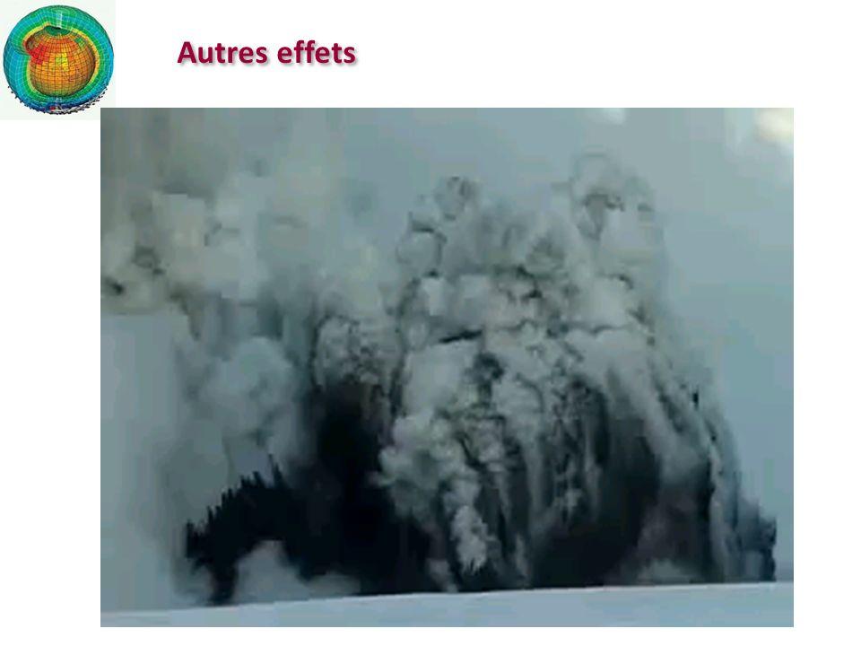 Eruption du Mt Pinatubo, Philippines, 1991 plus grosse éruption depuis 1912