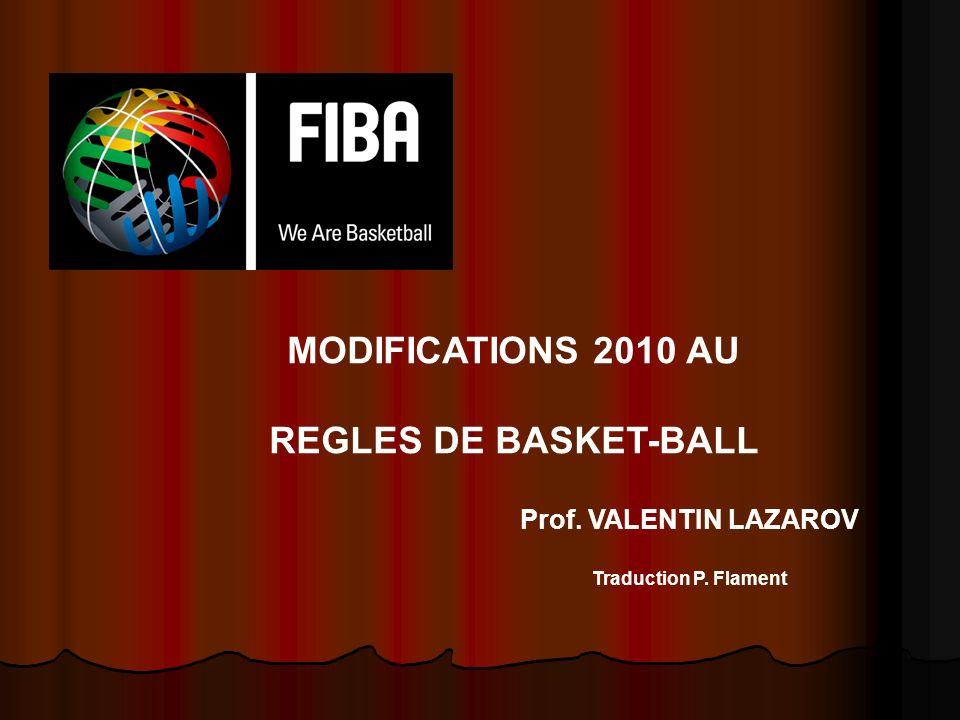 Depuis son invention en 1891, le match de basket a été soumis à de divers et nombreux amendements.