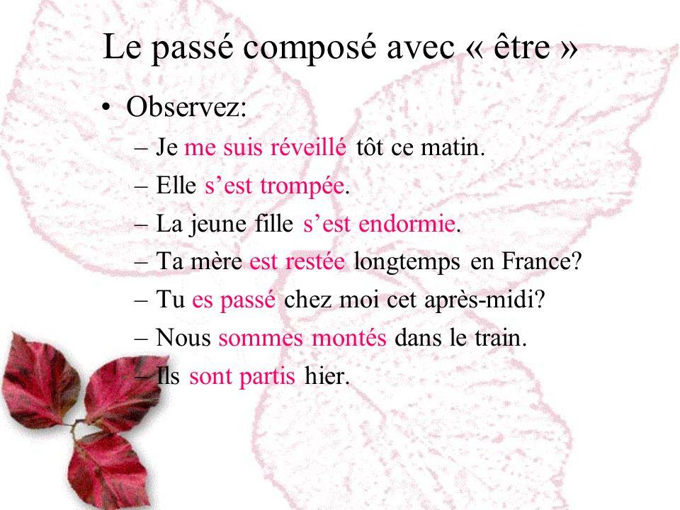 pp.304-305 La préposition « de » de Le pronom adverbial « y » y