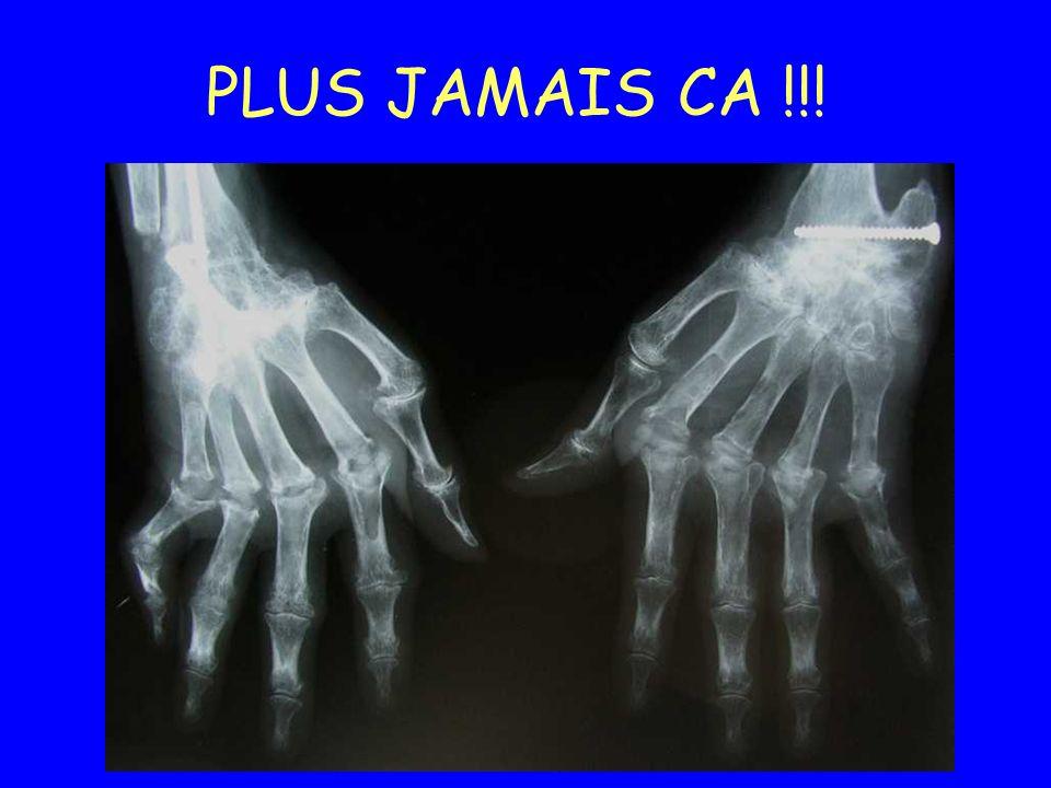 PLUS JAMAIS CA !!!