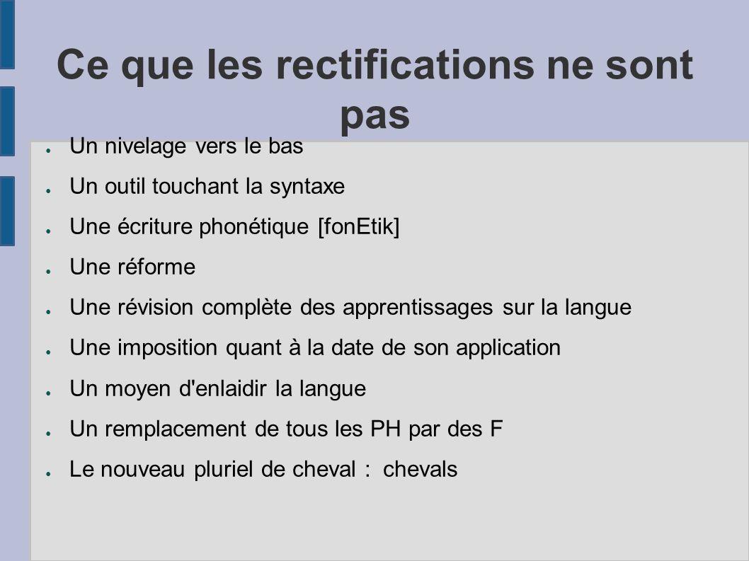 Qui décide des réformes dans la francophonie.