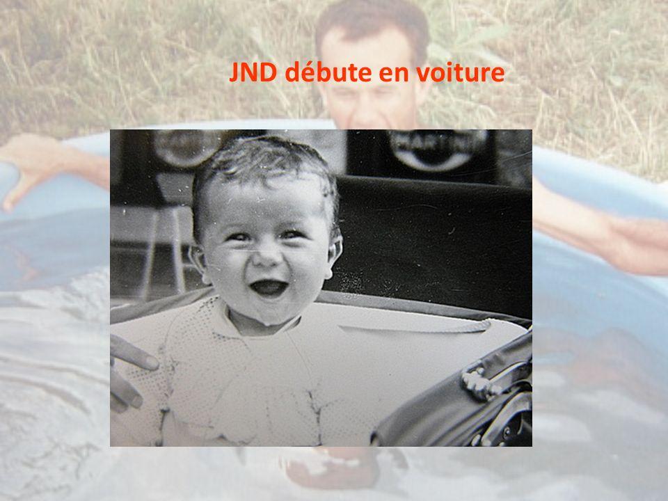 JND fait le « singe » au JWOC en Espagne !