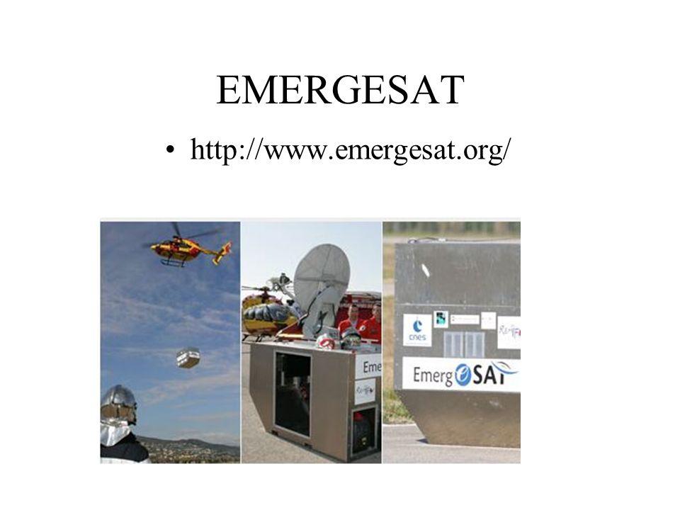 EMERGESAT http://www.emergesat.org/