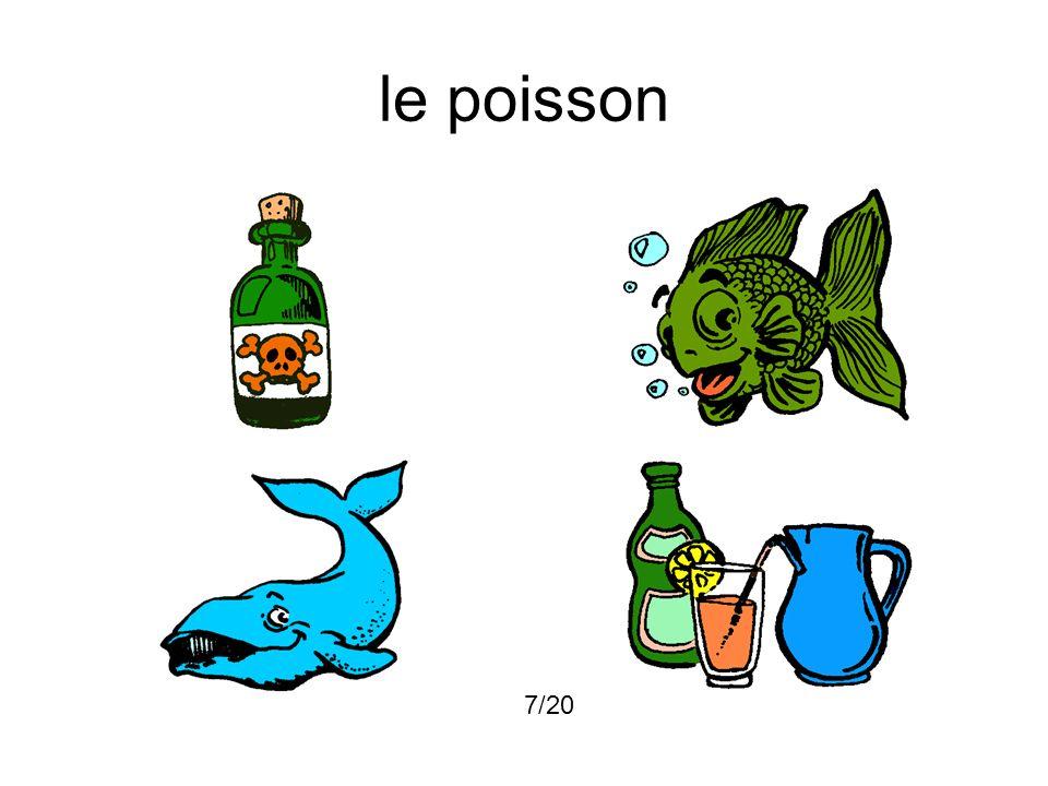 le poisson 7/20