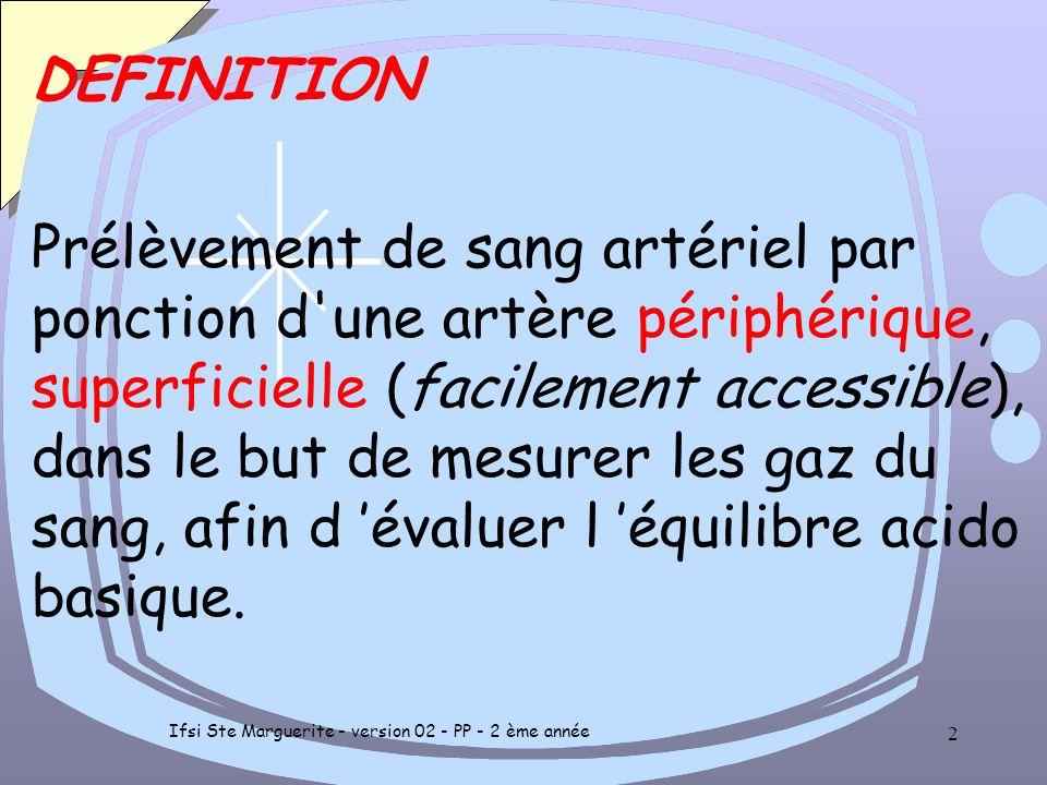 Ifsi Ste Marguerite - version 02 - PP - 2 ème année 1