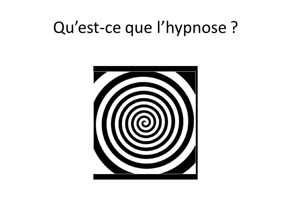 Bibliographie P.Bellet, Lhypnose, Odile Jacob, 2002 Milton H.