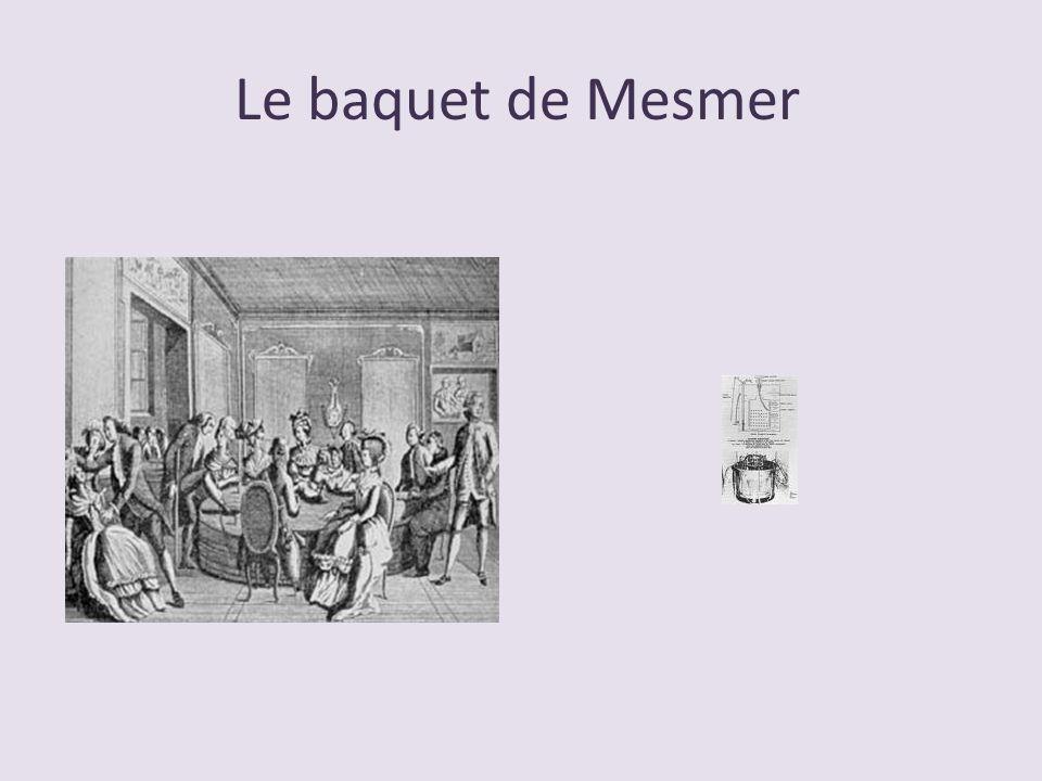 Le Marquis de Puységur Armand Marie Jacques de Chastenet de Puységur (1751-1825) Colonel dartillerie et élève de Mesmer Magnétise Victor qui tombe dans un sommeil paisible et calme : le somnambulisme