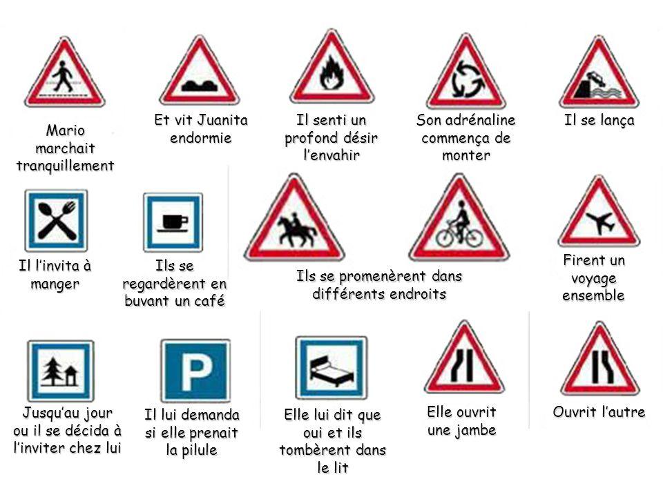 Respectez les signaux du trafic (Sinon ce qui doit arriver...