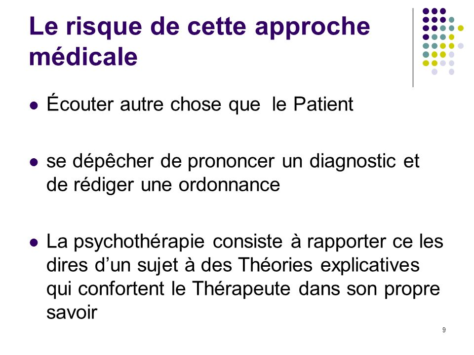 40 Ryff s psychological well-being model The theoretical model of psychological well-being that encompasses six domains : self acceptance ( bienveillance et tolérance à légard de soi-même ) positive relations with others, autonomy, environmental mastery, purpose in life, and personal growth Psychol Rep.