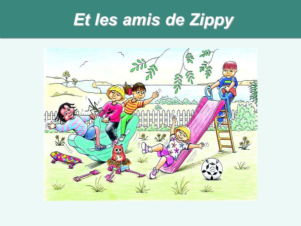 Et les amis de Zippy Et les amis de Zippy