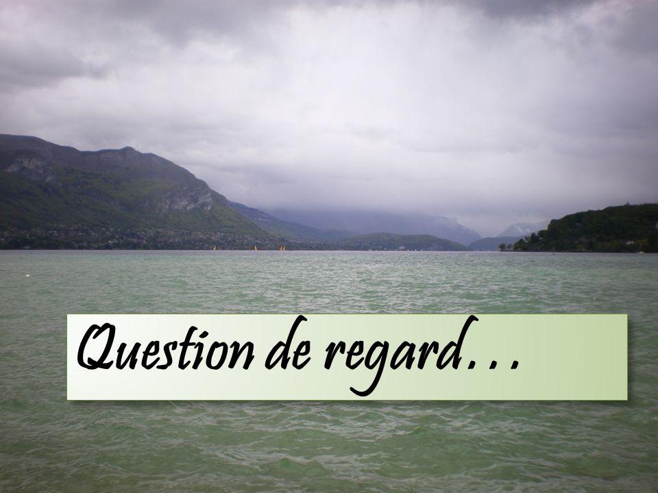 Mais pour reconnaître les défis et les réponses que lon peut apporter, déceler les signes de vie et despérance… Contempler la réalité… Non pour y discerner le sensationnel…