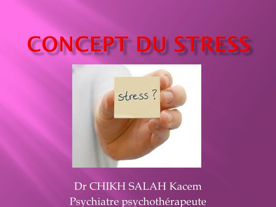 Dr CHIKH SALAH Kacem Psychiatre psychothérapeute