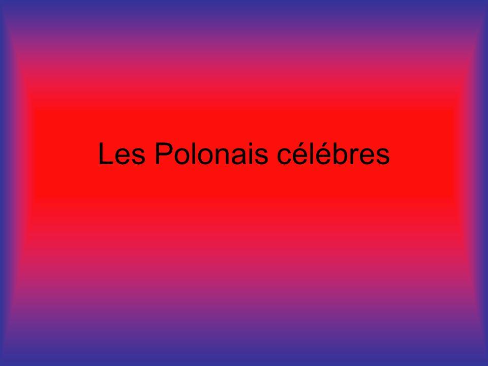 Les Polonais célébres