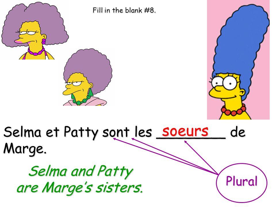 Marge et Homer sont les ______ de Bart, Maggie et Lisa.