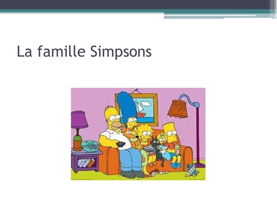 Marge est la femme dHomer Marge est sa femme. est la femme d
