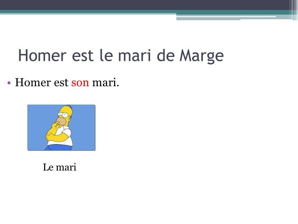 Lisa et Bart sont les enfants d Homer Lisa et Bart sont ses enfants. Les enfants
