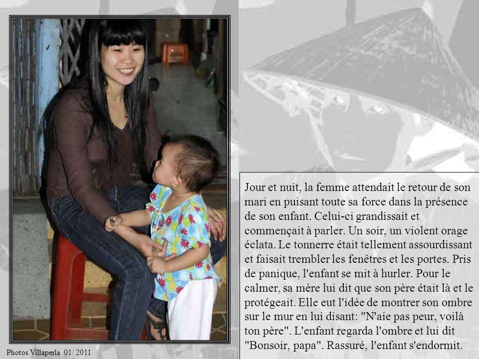 Il venait d'avoir un bébé lorsque la guerre éclata. Le mari fût enrôlé et envoyé combattre aux frontières. Photos Villaperla 01/ 2011