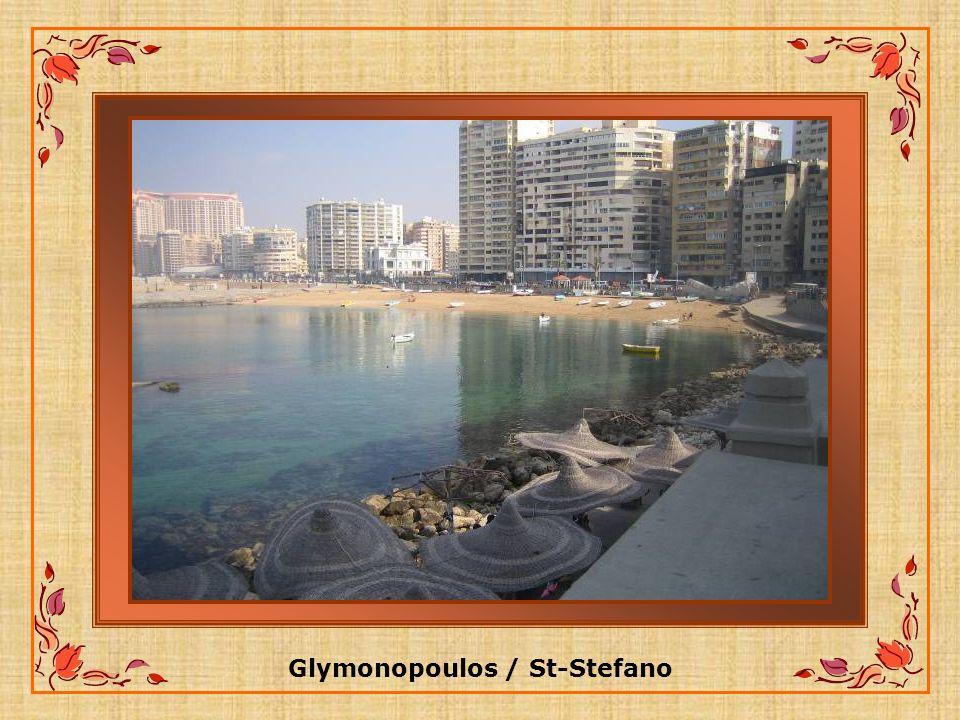 Glymonopoulos / St-Stefano