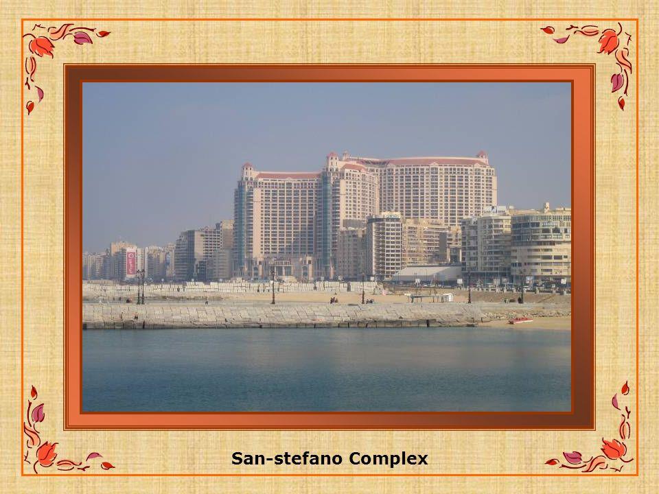 San-stefano Complex