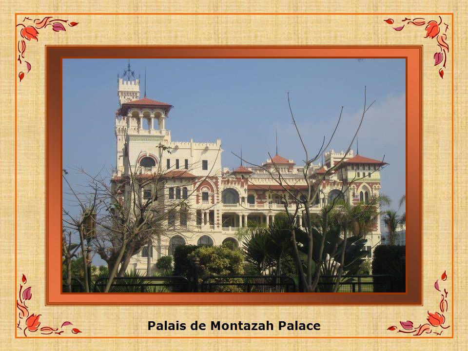 Palais de Montazah Palace