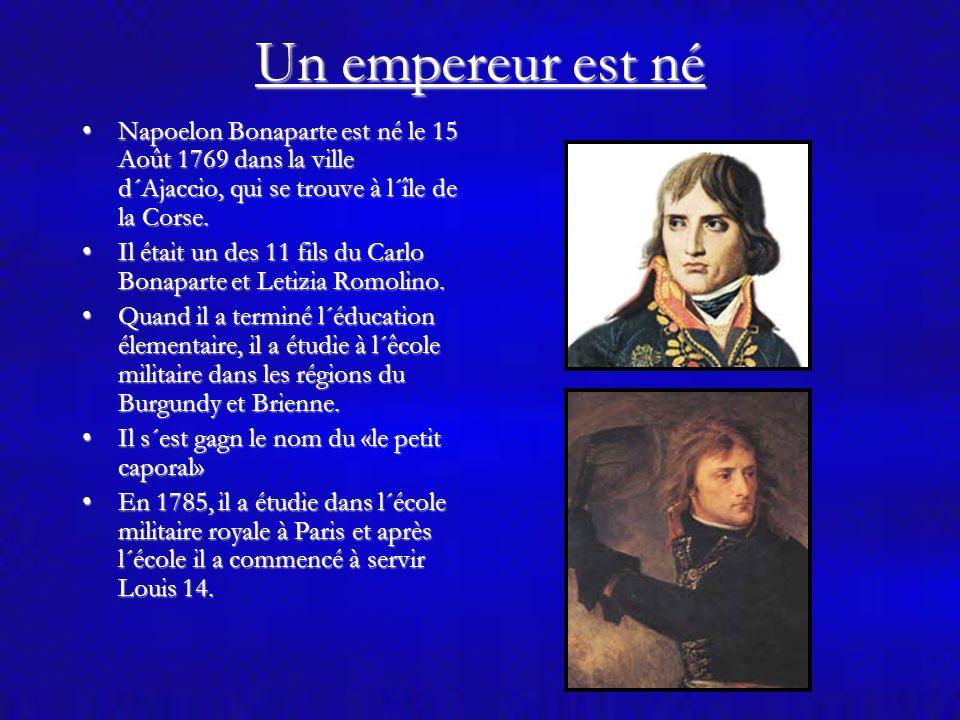 Napoleon Bonaparte FRA 503 Guðmundur Ólafsson