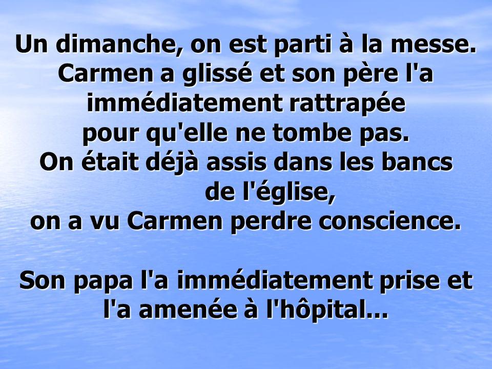 Carmen, maintenant, avait ses 14 ans. Elle était le bonheur de la maison, mais surtout, elle occupait le cœur de son père !
