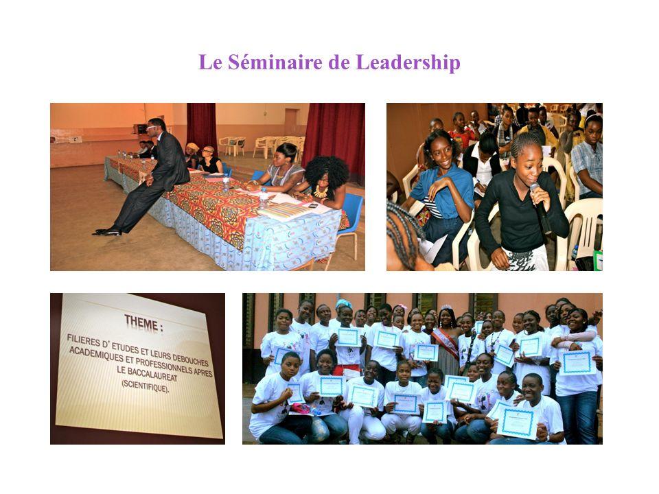 Le Séminaire de Leadership