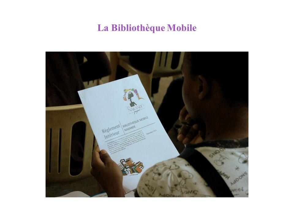 La Bibliothèque Mobile