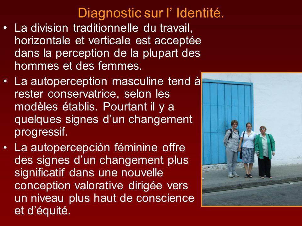 Diagnostic sur l Identité.