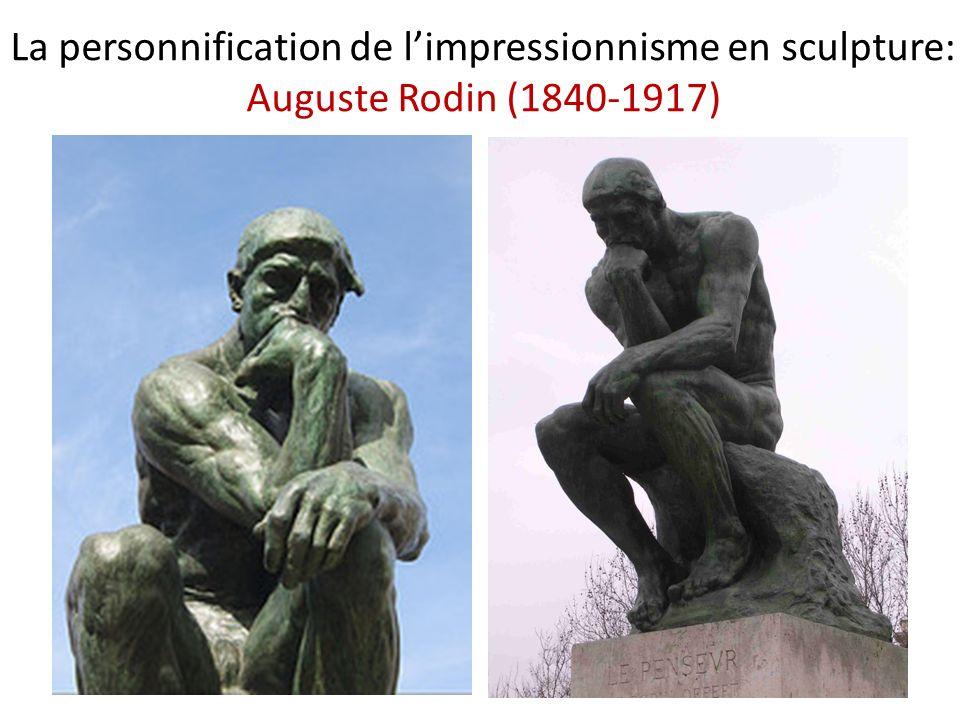 La photographie menteuse Voici la célèbre critique de la photographie « menteuse » formulée par Rodin dans une entrevue avec Paul Gsell, la limitant à ses capacités dexactitude et de réalisme élémentaire, ne la considérant pas comme un moyen dexpression ou une discipline artistique à part entière: « Si, en effet, dans les photographies les personnages, quoique saisis en pleine action, semblent soudain figés en lair, cest que toutes les parties de leur corps étant reproduites exactement au même vingtième ou au même quarantième de seconde, il ny a pas là, comme dans lart, déroulement progressif du geste.