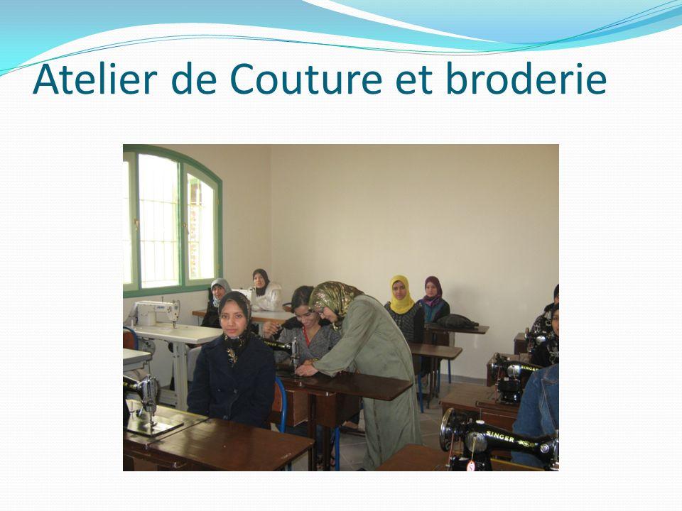 Atelier de Couture et broderie