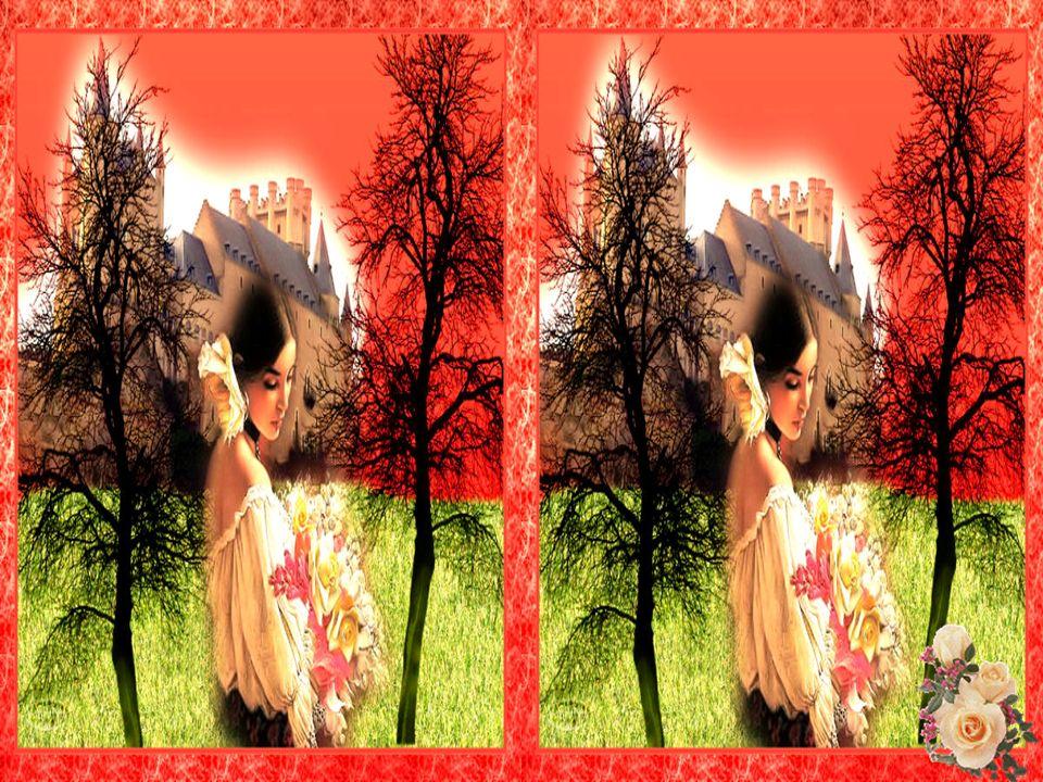 Le cœur cristallisé de passion vive Où sincruste cette grande joie de vivre Sous le clair de lune au frais du vallon Ils font lamour au son rythmé du violon… Cette femme gitane est tendrement passionnée Aux jeux de lamour elle veut samuser Son partenaire repart dun air coquin Il sait déjà quil la reverra demain…