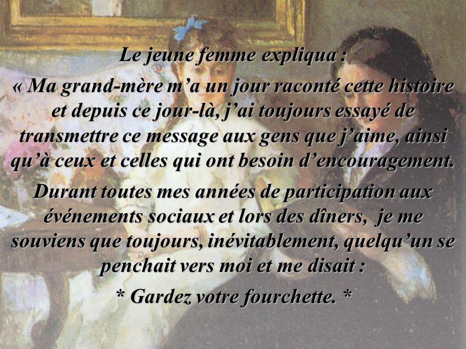 Le Pasteur se tenait devant la jeune femme ne sachant trop quoi dire.