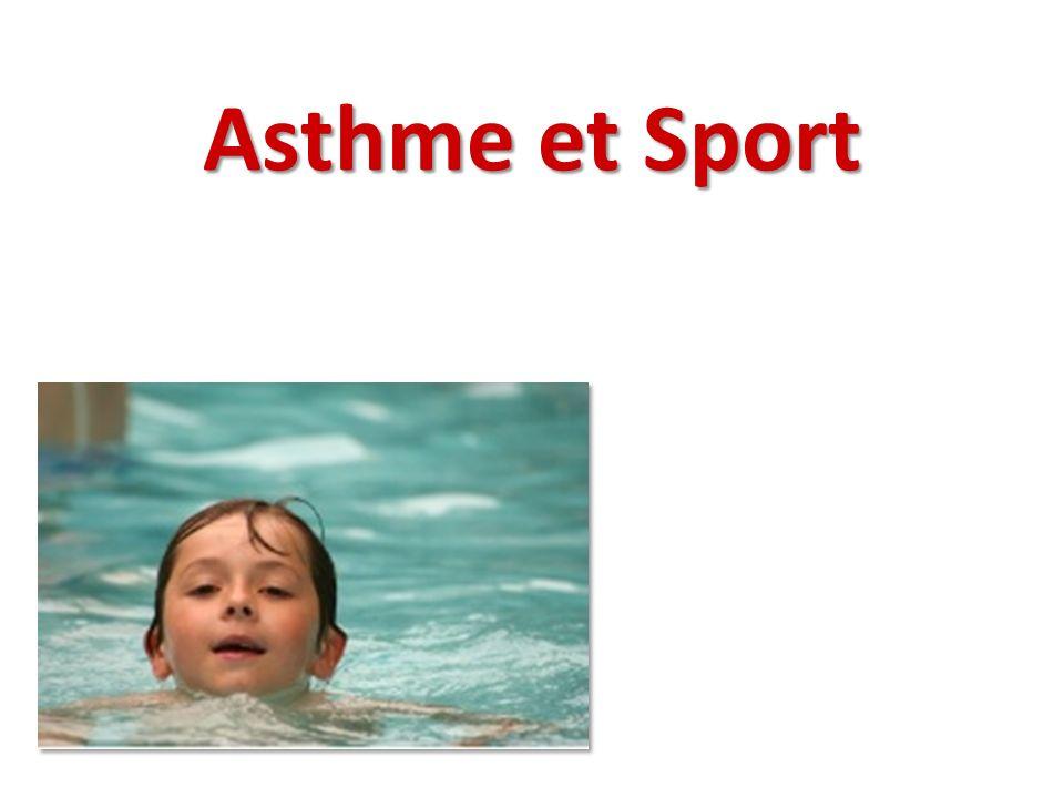 Asthme et Sport