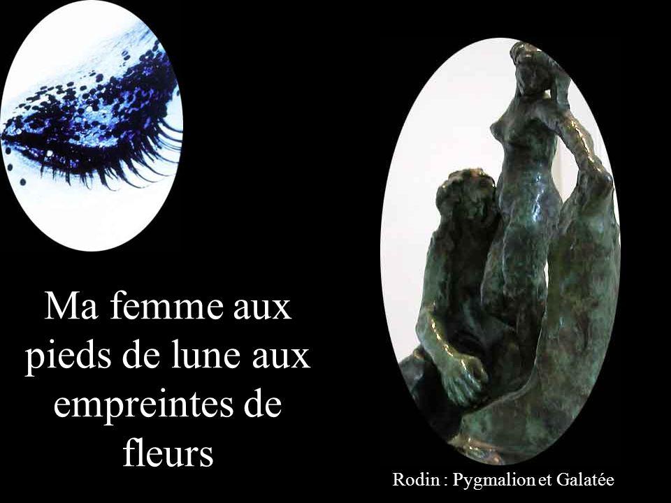 De pâte feuilletée fourrée d'orties au miel Rodin : Le baiser