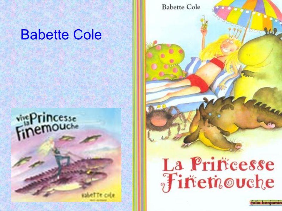 Babette Cole
