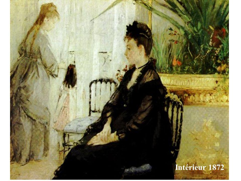 Le berceau 1872