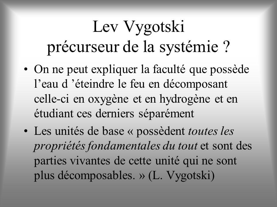 Francisco Varela Le lien établi par Bertrand Troadec Lenaction ou la position de lœuf et de la poule « Les facultés cognitives sont inextricablement l
